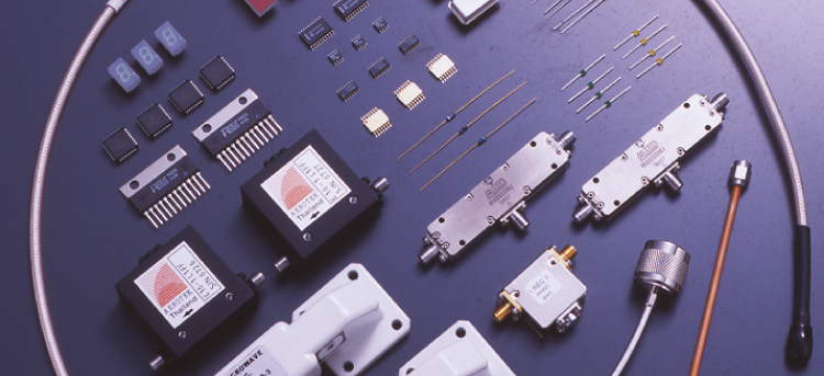 We deal with state-of-the-art electronics products